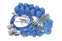 150g Splash Down Assembly Kit - Blue (10)