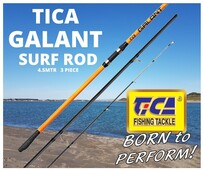 Tica Galant 1463 100-220g Surf Rod  (available early January)
