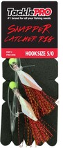 TacklePro Snapper Catcher Rig RED - 5/0