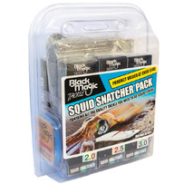 Black Magic Squid Snatcher Gift Packs- MIXED