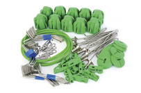 130g Splash Down Assembly Kit - Green (10)