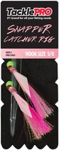 TacklePro Snapper Catcher Rig PINK - 5/0