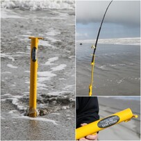Sand Stump & Ultimo Rod Holder (Standard) COMBO DEAL!