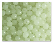 Lumo Hard Beads - 4mm, 5mm, 6mm