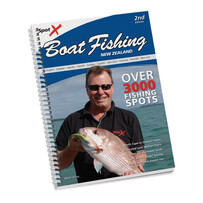 BOAT FISHING NZ BOOK - 2ND EDITION SpotX