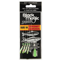 Black Magic Bait Sabiki Midnight Mackerel Size 10