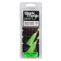 Black Magic Snapper Snatcher Super Lumo 5/0KL